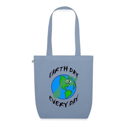 Earth Day Every Day - Bio-Stoffbeutel