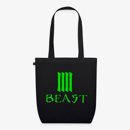 Beast Green - EarthPositive Tote Bag