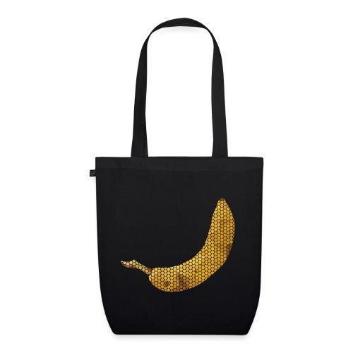 Dots Banane - Bio-Stoffbeutel