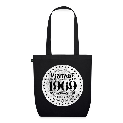 VINTAGE 1969 - EarthPositive Tote Bag