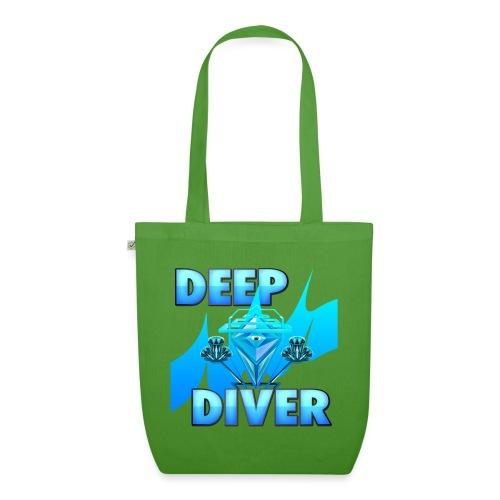 Deep Diver, Ocean Diamond. - EarthPositive Tote Bag