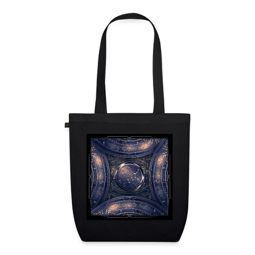 Out of the Blue - Galaxy Galaxy - EarthPositive Tote Bag