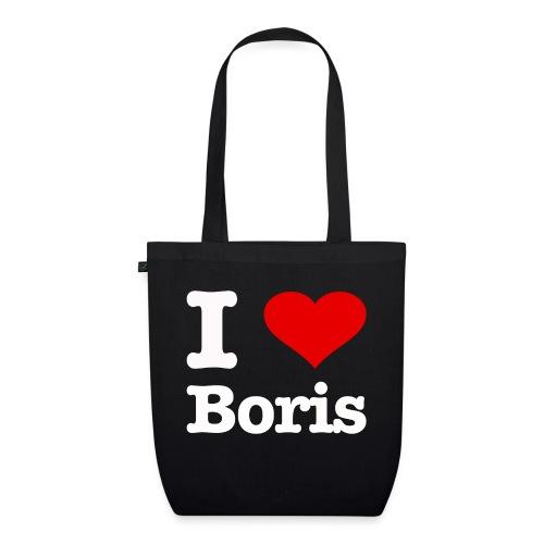 I love Boris - Bio-Stoffbeutel