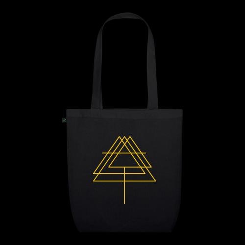 Naima Yellow Totebag - EarthPositive Tote Bag