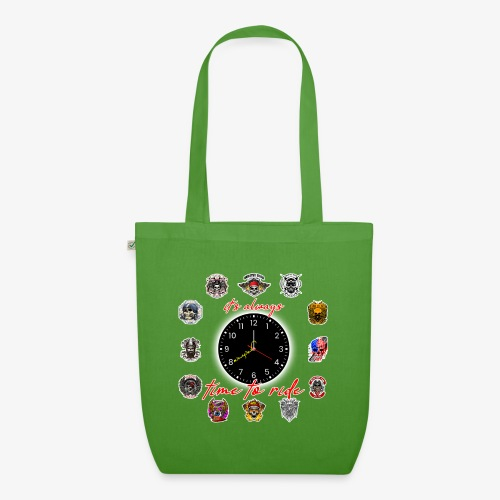 It's always time to ride - Collection - Borsa ecologica in tessuto