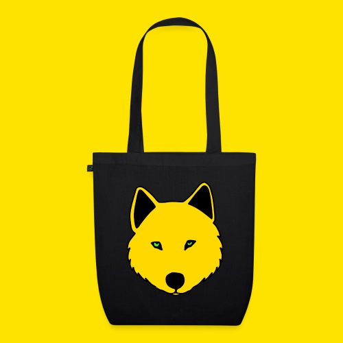 Jasja The Wolf - EarthPositive Tote Bag