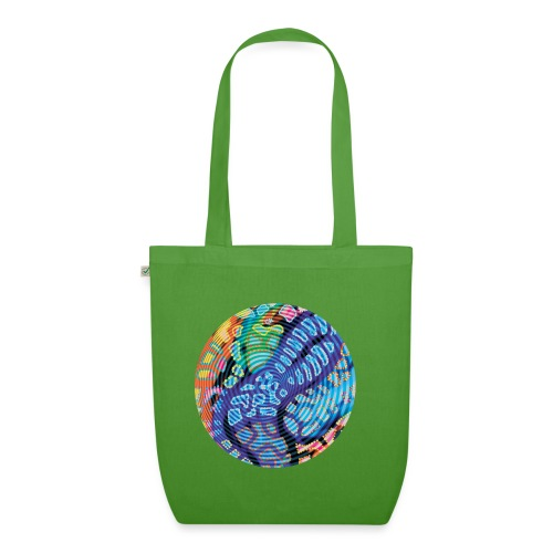 concentric - EarthPositive Tote Bag