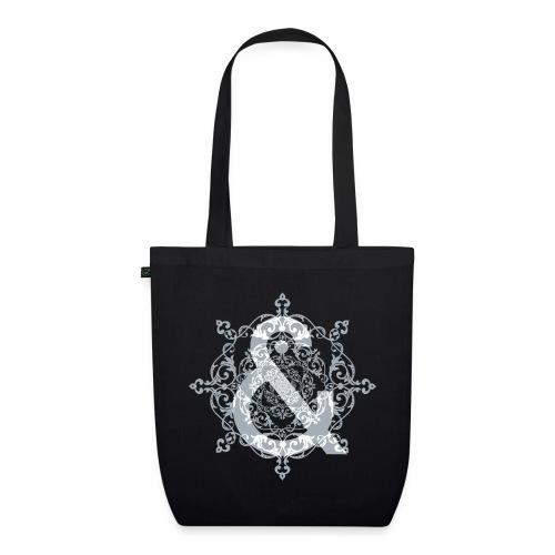 Escudo dark grey & ... - Bolsa de tela ecológica
