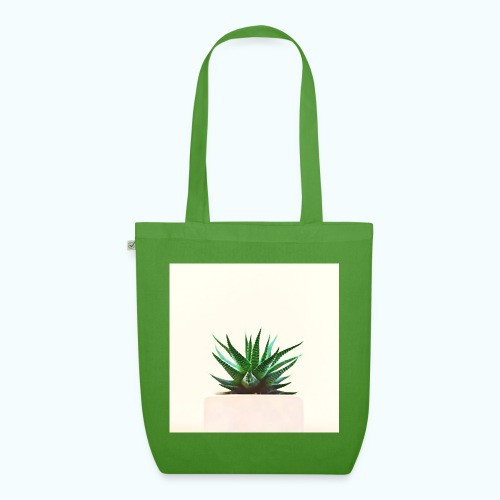 Simple plant minimalism watercolor - EarthPositive Tote Bag
