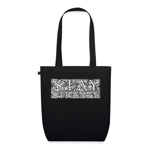 STAY STRANGE - EarthPositive Tote Bag