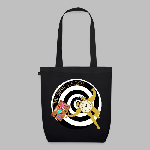 Time Travel - EarthPositive Tote Bag