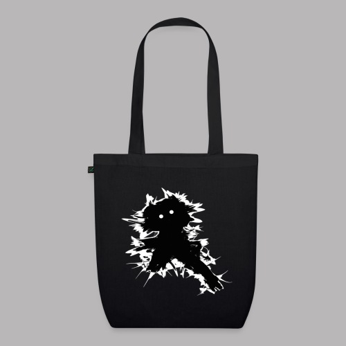 Charlie The Scratch Kid - EarthPositive Tote Bag