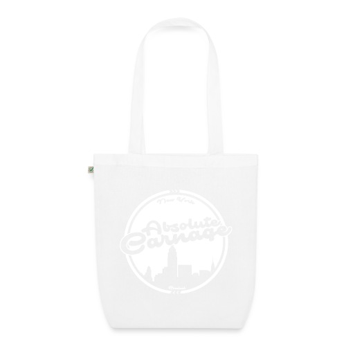 Absolute Carnage - White - EarthPositive Tote Bag