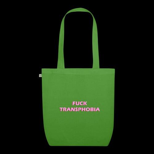 fuck transphobia - Ekologiczna torba materiałowa