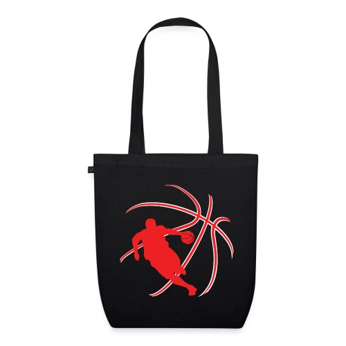 Basketball - EarthPositive Tote Bag