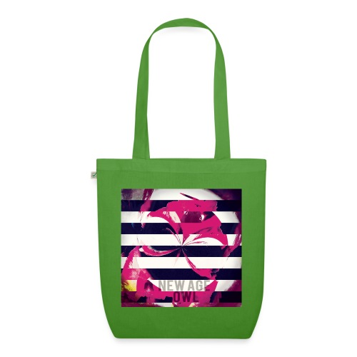 New age owl - EarthPositive Tote Bag