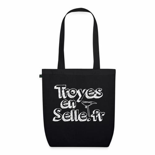 logo Troyes en Selle - Sac en tissu biologique