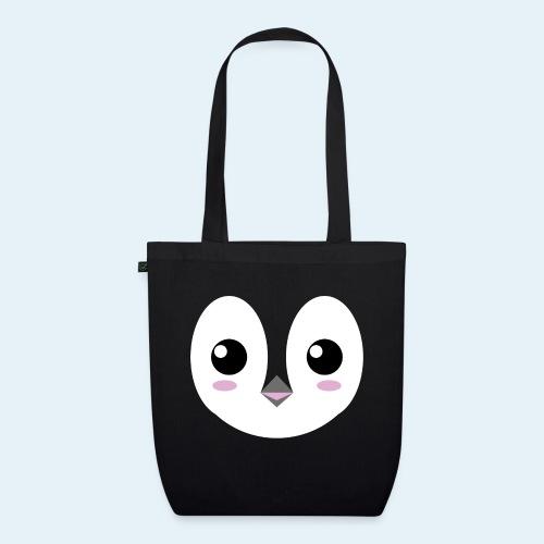 Pingüino bebé (Cachorros) - Bolsa de tela ecológica