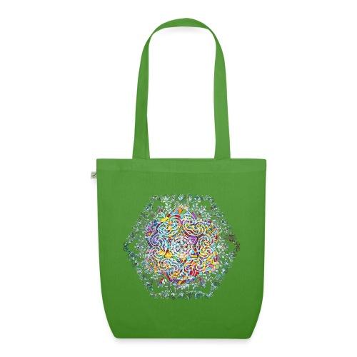 Flower Mandala - EarthPositive Tote Bag