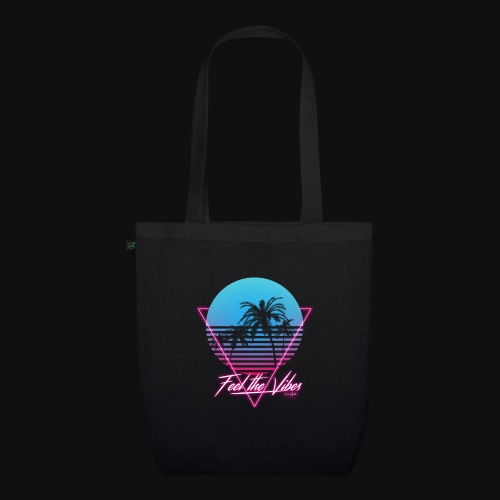 Feel the Vibes - Borsa ecologica in tessuto
