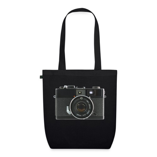 Vintage Camera Auto S3 - Borsa ecologica in tessuto