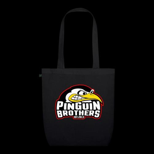 Pinguin bracia Clan - Ekologiczna torba materiałowa