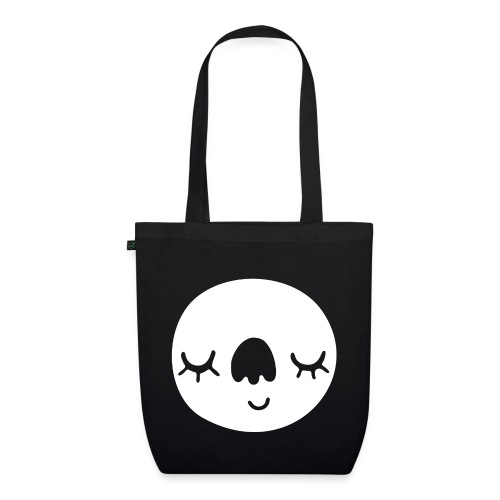 She smile - EarthPositive Tote Bag