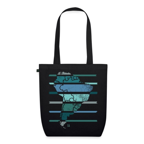 South America - EarthPositive Tote Bag