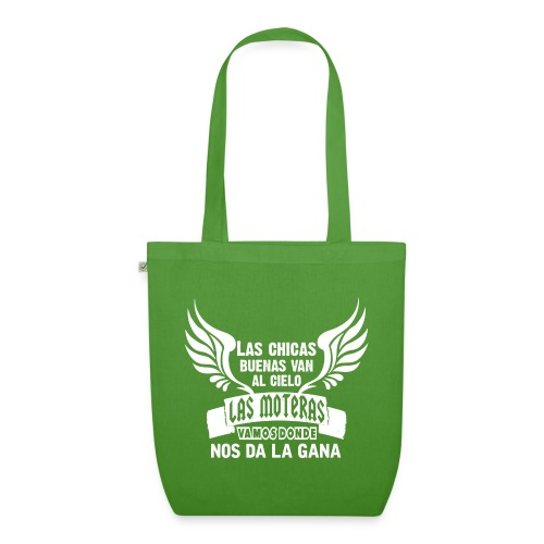 Las chicas buenas van al cielo - Bolsa de tela ecológica