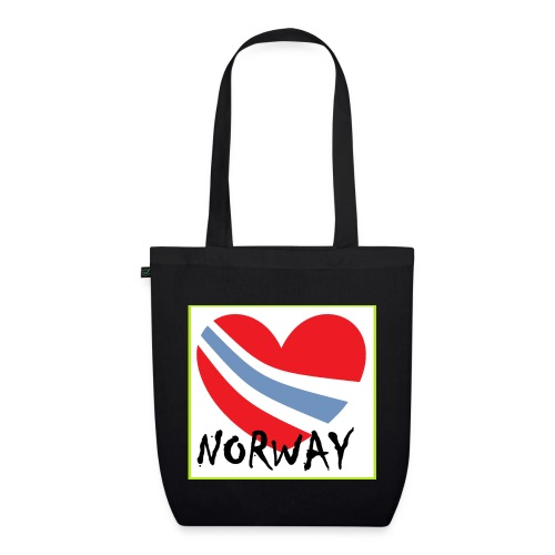 Love Norway - Bio-stoffveske