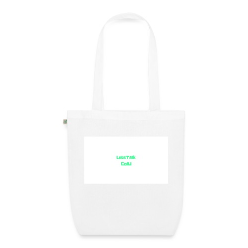 LetsTalk ColU - EarthPositive Tote Bag