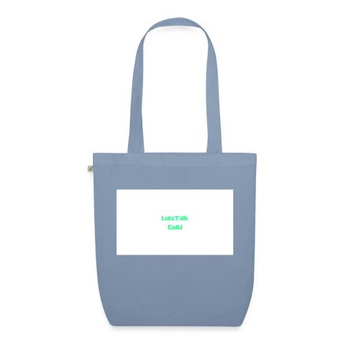 LetsTalk ColU - EarthPositive Tote Bag