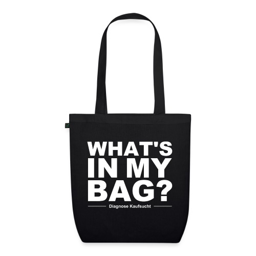 What's In My Bag? - Bio-Stoffbeutel