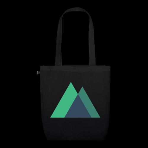 Mountain Logo - EarthPositive Tote Bag