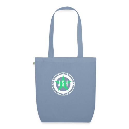 jshlogo13gw - EarthPositive Tote Bag