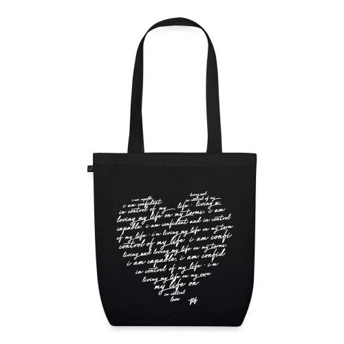 life-script-heartV2 - EarthPositive Tote Bag