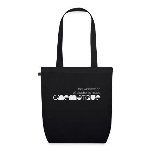 CIN widescreen white - EarthPositive Tote Bag