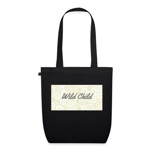 Wild Child 1 - EarthPositive Tote Bag