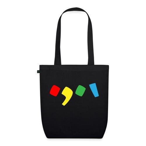 Tjien Logo Design - Accents - Bio stoffen tas