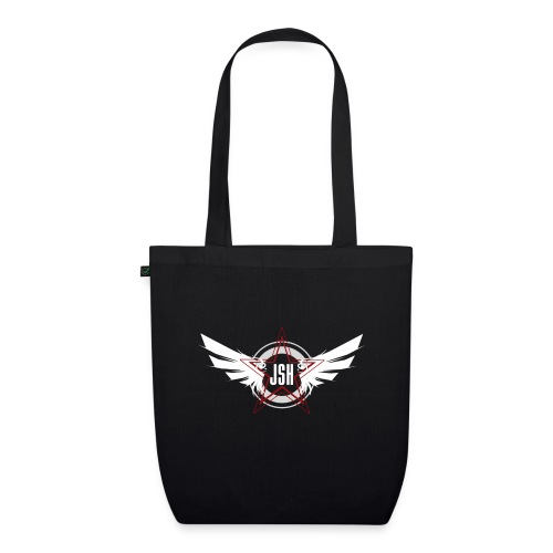 jshlogo10w - EarthPositive Tote Bag