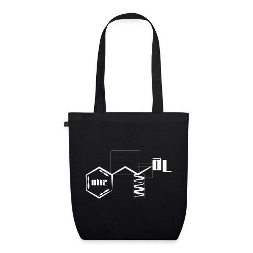 AL - Compound (white) - EarthPositive Tote Bag