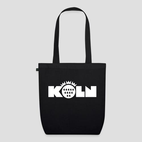 Köln Wappen modern - Bio-Stoffbeutel