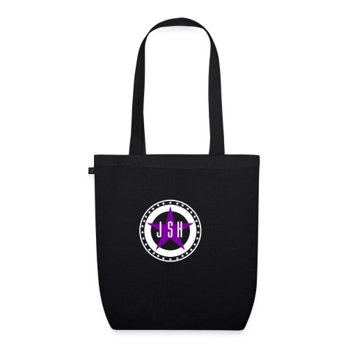 jshlogo13lw - EarthPositive Tote Bag