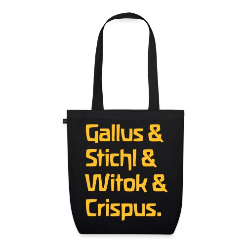 Gallus Stichl Witok Crispus - Bio-Stoffbeutel