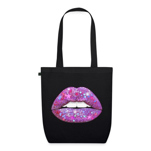 ELECTRO SHIMMER - EarthPositive Tote Bag