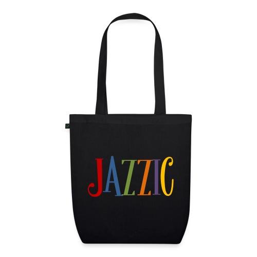 Jazzic Logo - Bio-Stoffbeutel