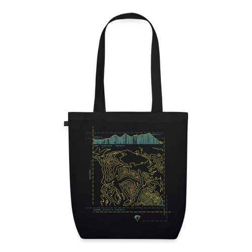 Paragliding XC-Flight - EarthPositive Tote Bag