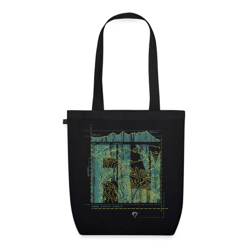 FLY - The Shirt For Paragliding - EarthPositive Tote Bag