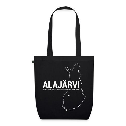 Kotiseutupaita - Alajärvi - Luomu-kangaskassi