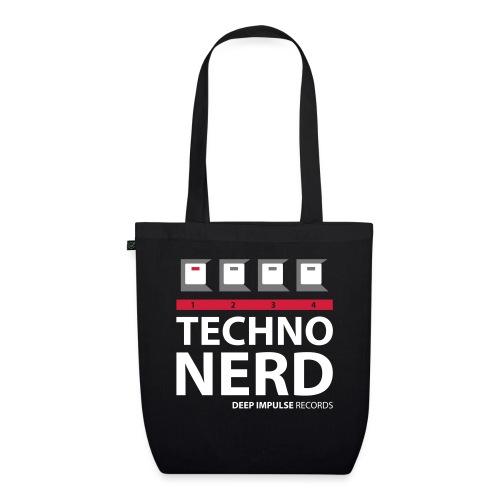 Techno Nerd - EarthPositive Tote Bag